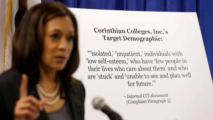 The White House's biggest crackdown on for-profit college debt takeseffect
